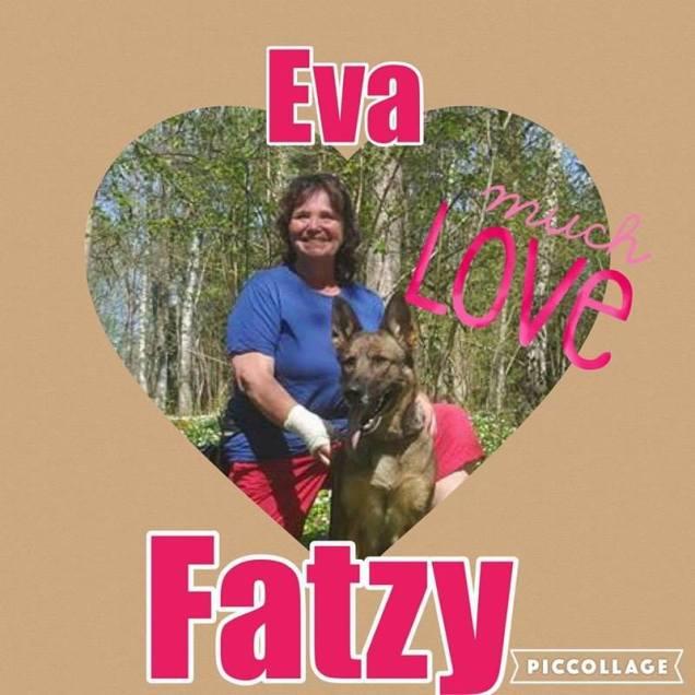 Eva och Fatzy maj 16